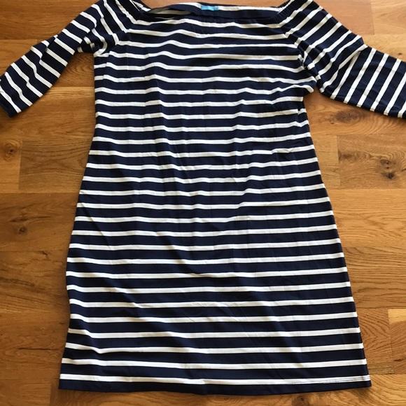 J. McLaughlin Dresses & Skirts - Striped dress